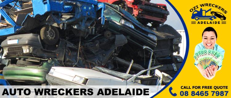 Auto Wreckers Adelaide