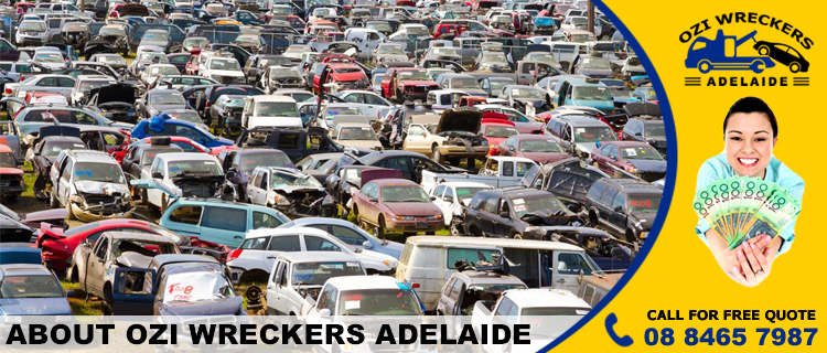 About oziwreckersadelaide