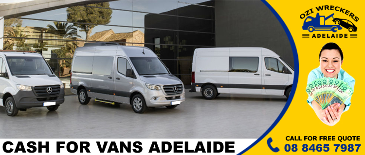 Cash for Vans Adelaide