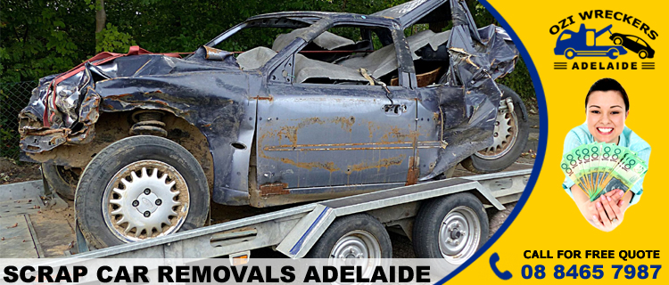 Scrap Car Removals Adelaide