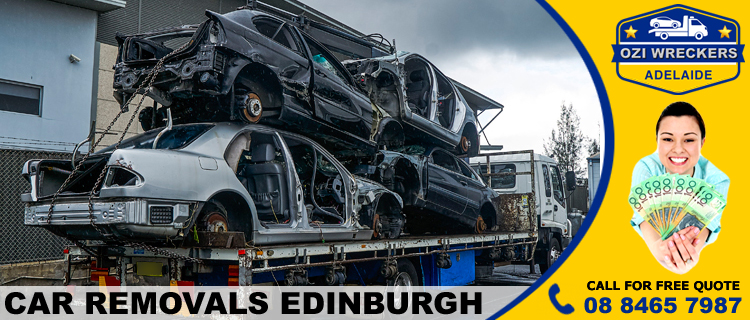 Car Removals Edinburgh