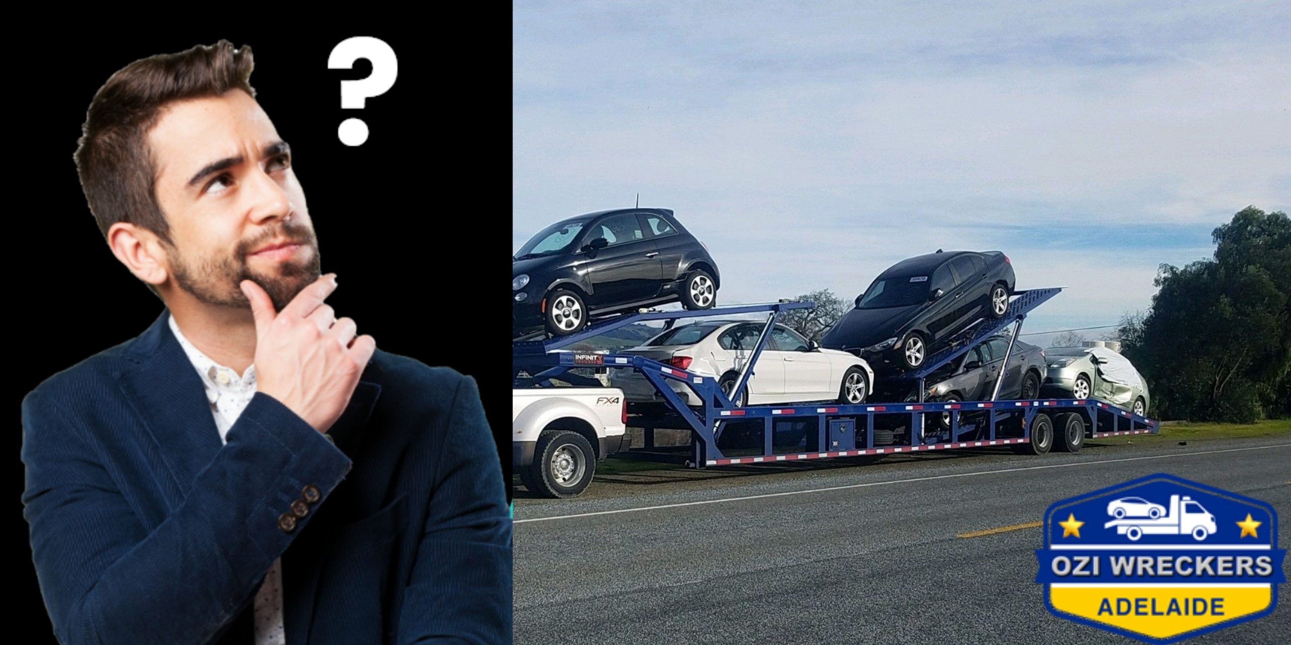 Dismantling Your Wrecked Cars